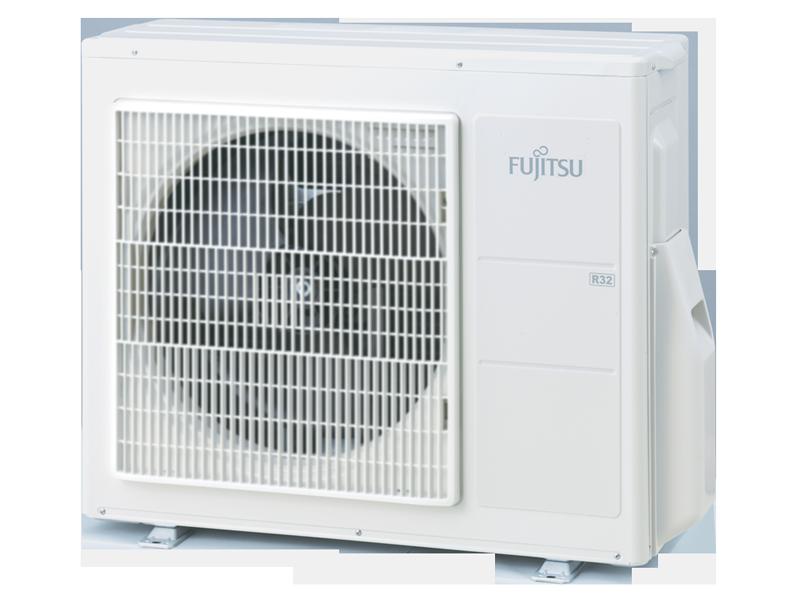 Fujitsu NocriaX sorozat 3,4 kW