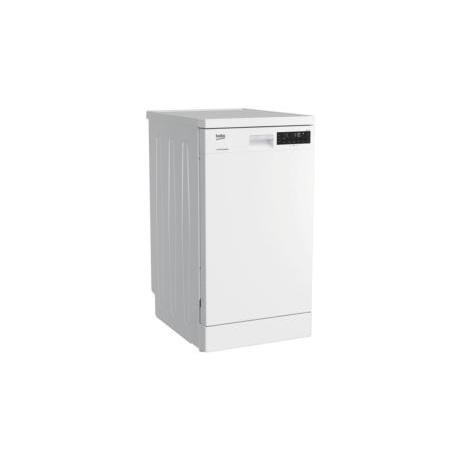 BEKO MOSOGATÓGÉP 10 TERÍTÉK KESKENY DVS05022W E energiahatékonysági osztály