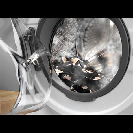 Electrolux elöltöltős mosógép D energiahatékonysági osztály