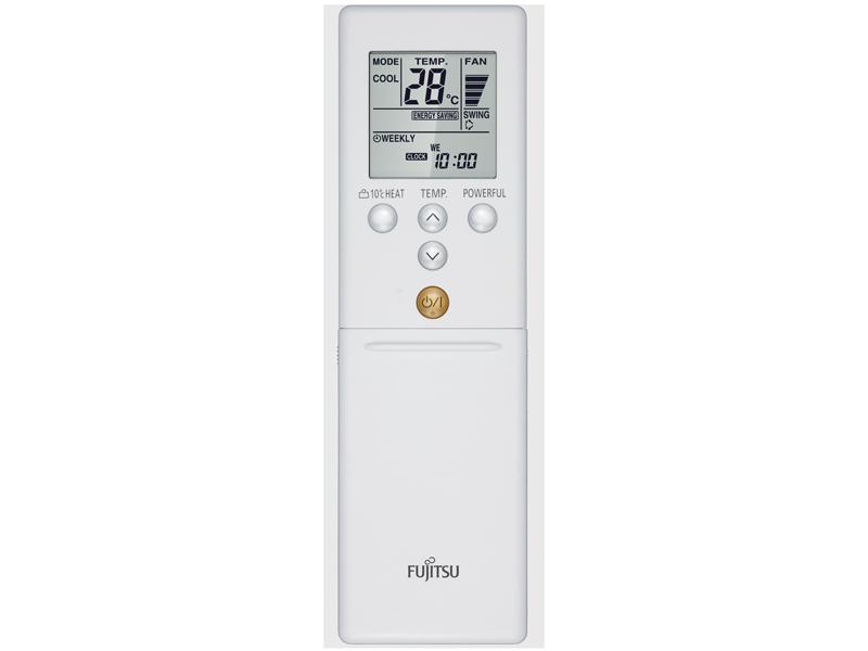 Fujitsu Design sorozat LUCA 2,5 kW
